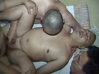 asian cumshot daddy