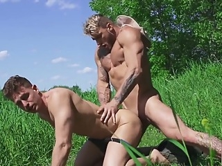big cock blonde gay