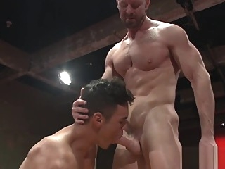 bdsm big cock domination