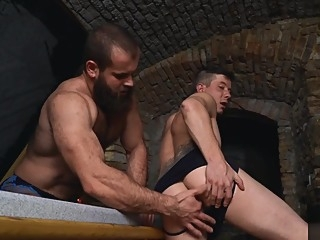 bareback bdsm domination