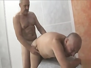 massage daddy mature