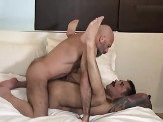 group sex hunk bear